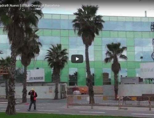 Sistema Quadra® Nuevo Edificio Desigual Barcelona